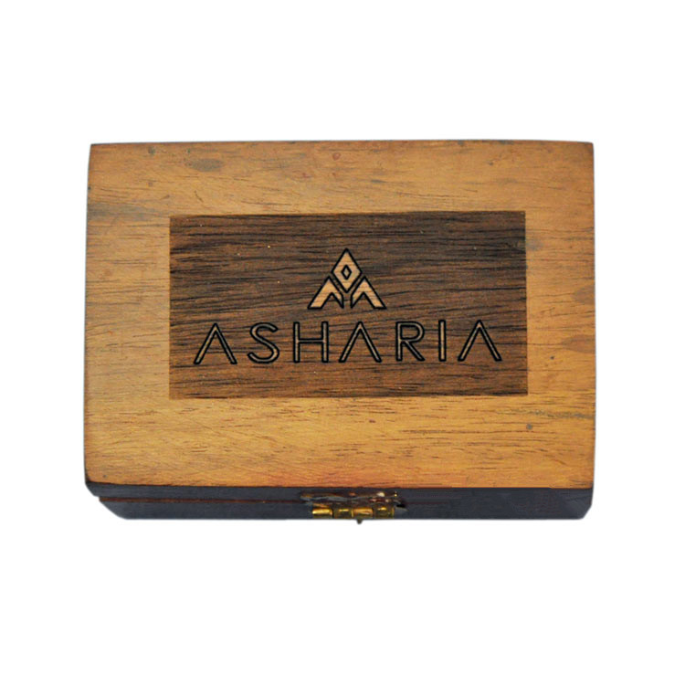 Teak-Wood-custom-wooden-box-laser-engraving